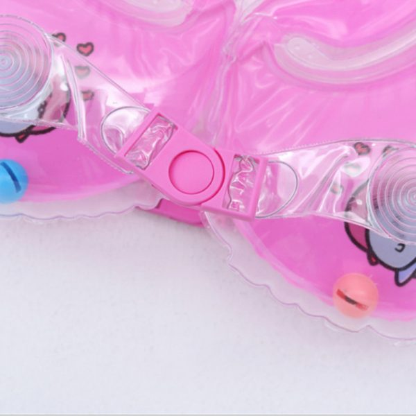 1 Pcs Great Neck Ring Float Circle for Baby Bathing 8