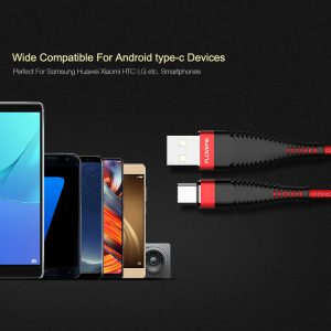 1M Android Charger Cable High-Tensile Micro USB Charger
