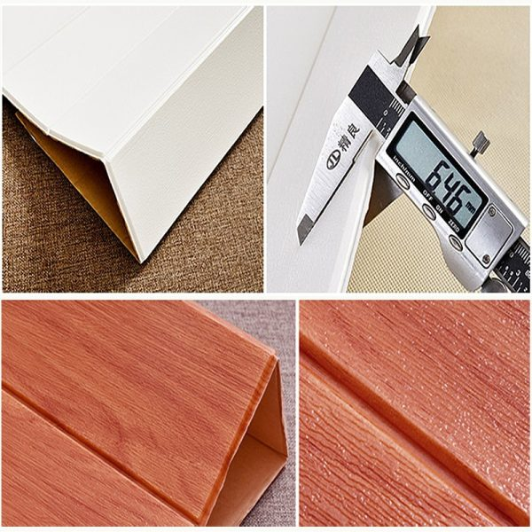 3D Wall Tile Self Adhesive Decoration 3