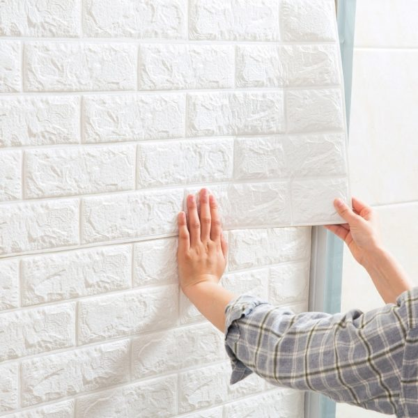 3D Wall Tile Self Adhesive Decoration 4