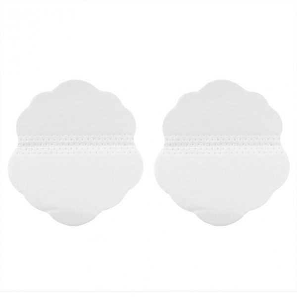 Absorbent Pads For Underarm Sweat (Set of 20)