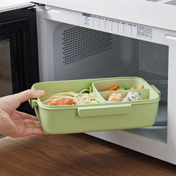 Adult Lunch Box Microwavable Container 2