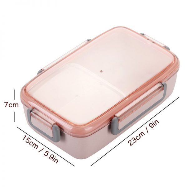 Adult Lunch Box Microwavable Container 4