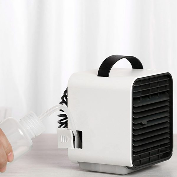 Air Cooler Negative Ion Portable Water Cooling Air conditioning Fan 3 speed wind speed 1