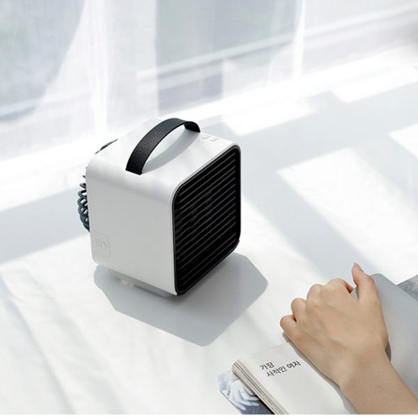 Air Cooler Negative Ion Portable Water Cooling Air conditioning Fan 3 speed wind speed 3