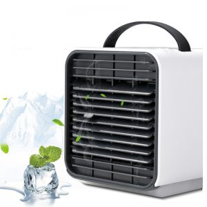 Air Cooler Negative Ion Portable Water Cooling Air-conditioning Fan 3-speed wind speed