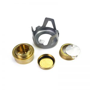 Alcohol Stove Portable Camping Supply