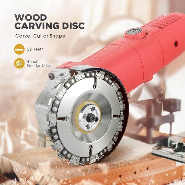 Angle Grinder Disc Woodworking Tool 3