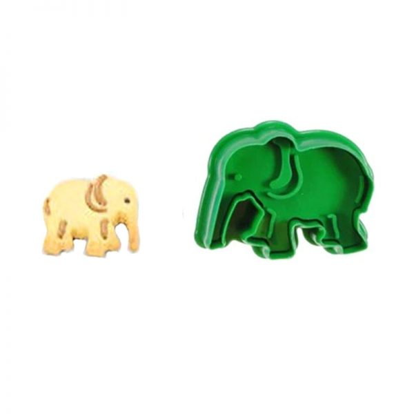 Animal Cookie Cutters Mold Set 4pcs 3