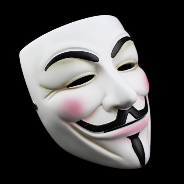 Anonymous Mask Guy Fawkes Costume