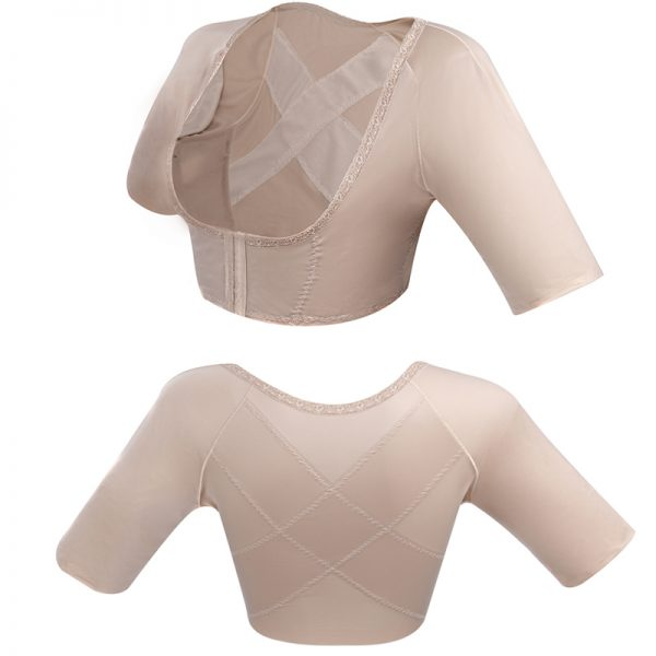 Arm Shaper Sleeves with Underbust 3