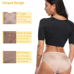 Arm Shaper Sleeves with Underbust