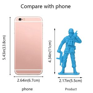 Army Toy For Kids Toy Soldier Model