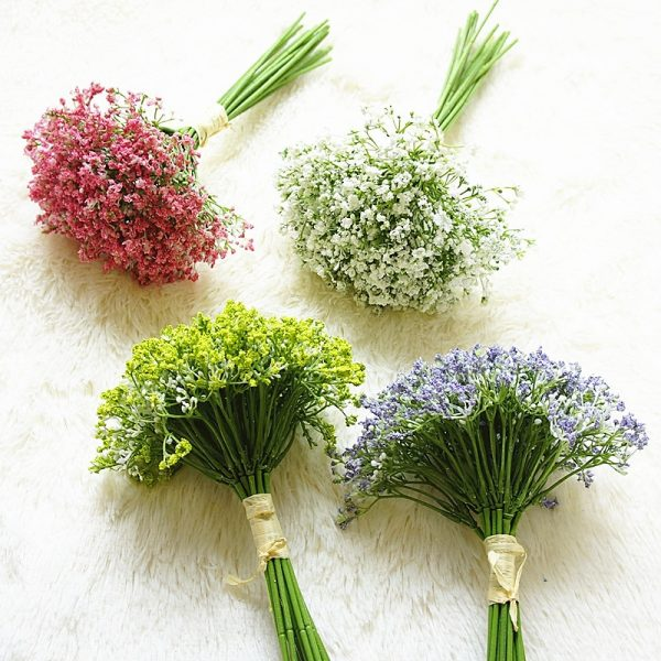 Artificial Baby's Breath Fake Flowers