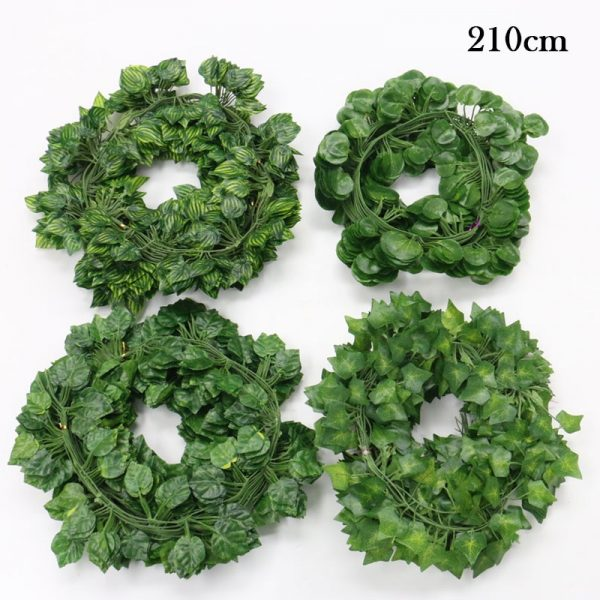 Artificial Plants Hanging Garland Decorations 1