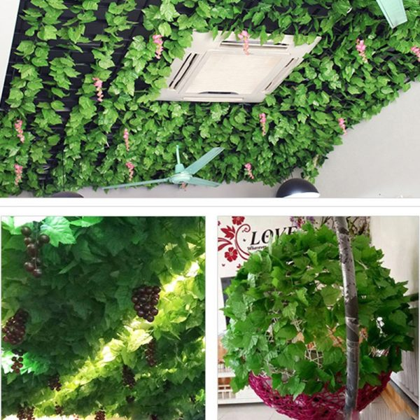 Artificial Plants Hanging Garland Decorations 3