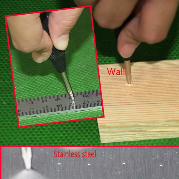 Automatic Center Punch Hand Tool