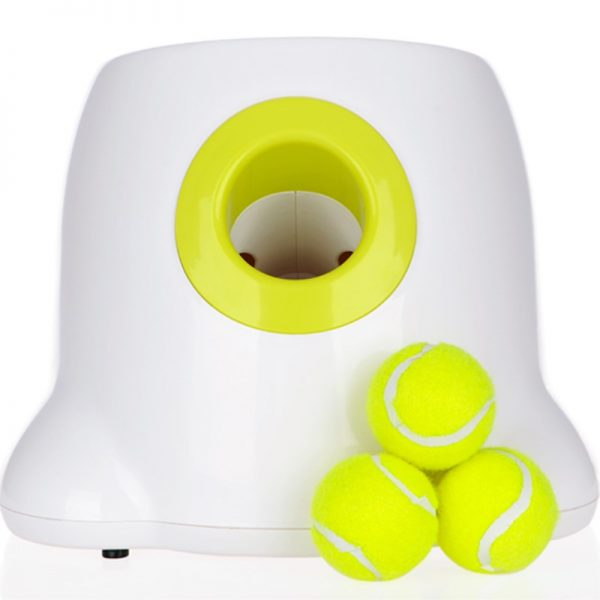 Automatic Dog Ball Thrower Pet Smart Toy