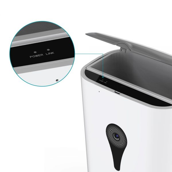 Automatic Dog Feeder With Video Monitor