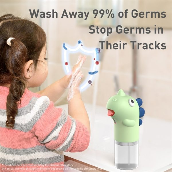 Automatic Foaming Soap Dispenser For Kids 1
