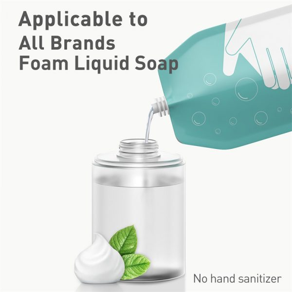 Automatic Foaming Soap Dispenser For Kids 4