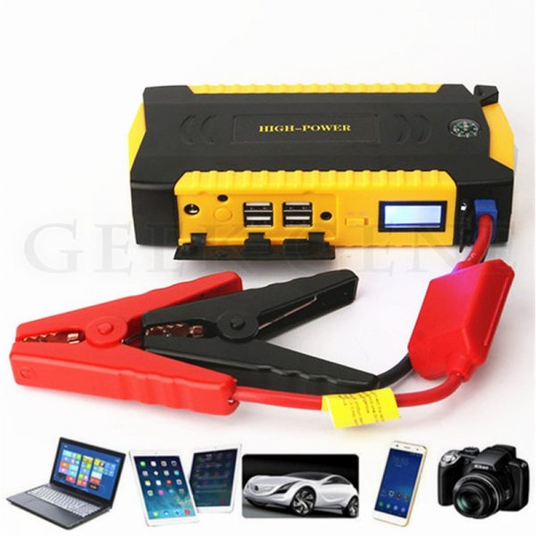 Automotive Battery Charger Power Bank 2