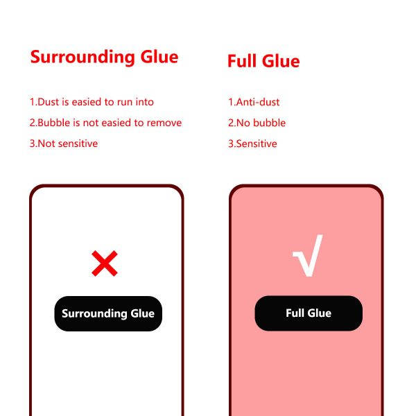 BAKEEY 1Pc/2Pcs/3Pcs/5Pcs 9H Anti-Explosion Anti-Fingerprint Full Coverage Full Glue Tempered Glass Screen Protector for OnePlus Nord