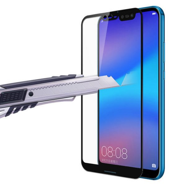 BAKEEY Anti Explosion Full Cover Tempered Glass Screen Protector for Huawei P20 Pro 2