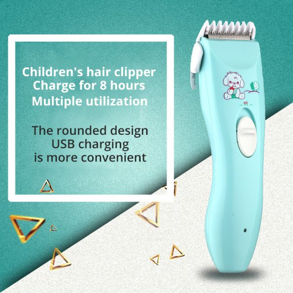 Baby Hair Trimmer Rechargeable Clipper 1