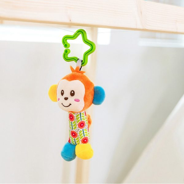Baby Hanging Toys Animal Rattle Toys 1