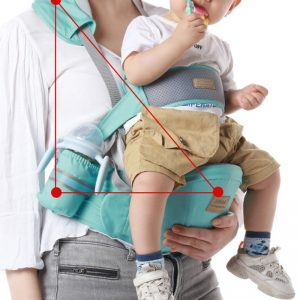 Baby Hip Carrier with Sling