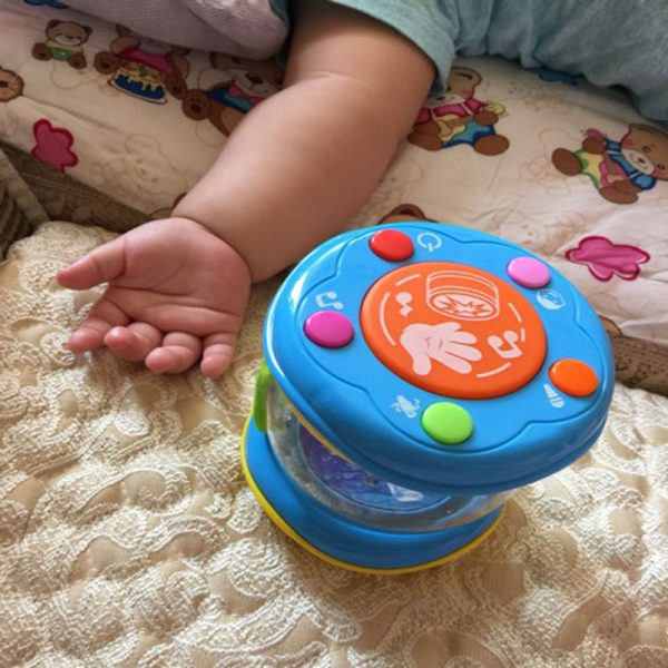 Baby Learning Toys LED Musical Hand Toy 3