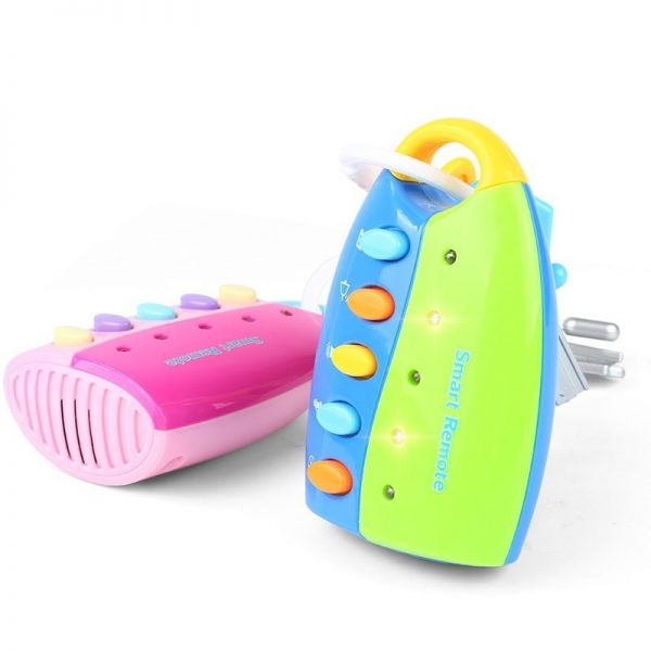 Baby Remote Control Educational Toy 2