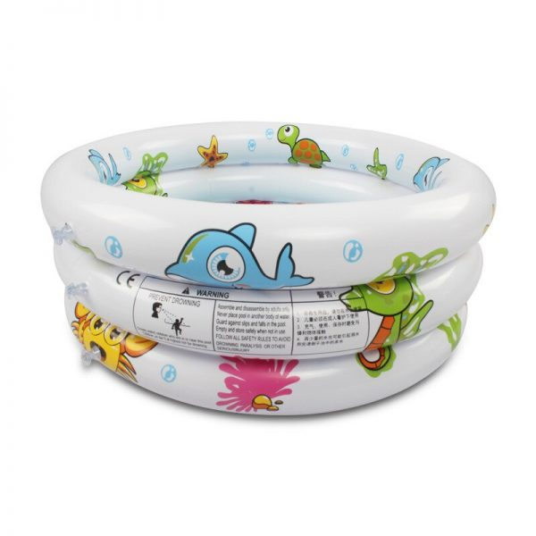 Baby Swimming Pool Round Inflatable 1