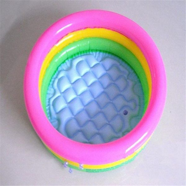 Baby Swimming Pool Round Inflatable 2