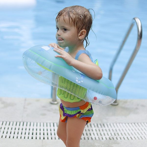 Baby Swimming Ring Inflatable Pool Toys 2