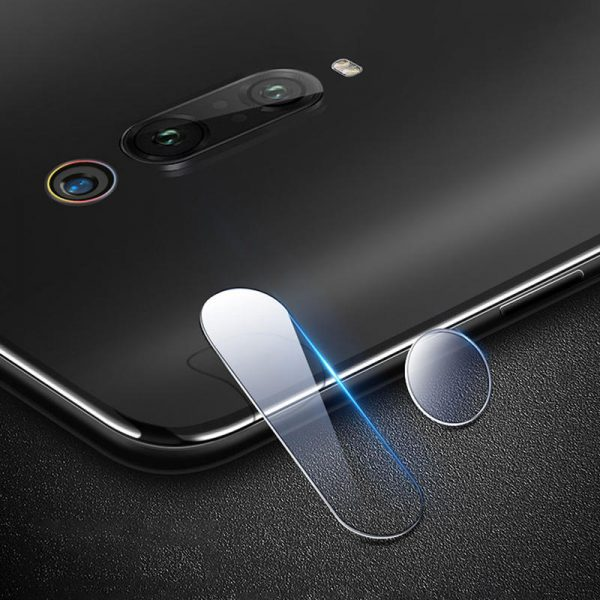 Bakeey™ 2PCS Anti scratch HD Clear Tempered Glass Phone Camera Lens Protector for Xiaomi Mi 9T Xiaomi Mi9T Pro Redmi K20 Xiaomi Redmi K20 Pro Non original 3
