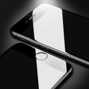 Bakeey 0.2mm 5D Curved Edge Cold Carving Tempered Glass Screen Protector For iPhone 7 Plus
