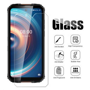 Bakeey 1/2PCS for Oukitel WP10 Front Film 9H Anti-Explosion Anti-Fingerprint Full Glue Tempered Glass Screen Protector