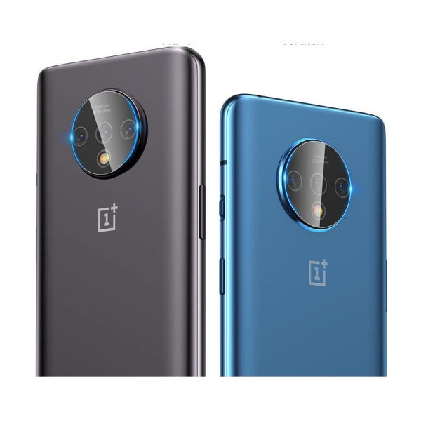 Bakeey 2PCS Anti-scratch HD Clear Tempered Glass Phone Camera Lens Protector for OnePlus 7T