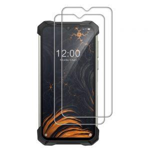 Bakeey 2PCS for DOOGEE S88 Pro / DOOGEE S88 Plus Global Bands Front Film 9H Anti-Explosion Tempered Glass Screen Protector