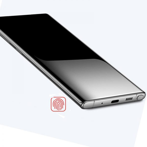 Bakeey 3D Curved Edge Scratch Resistant Tempered Glass Screen Protector For Samsung Galaxy Note 10Note 10 5G 2