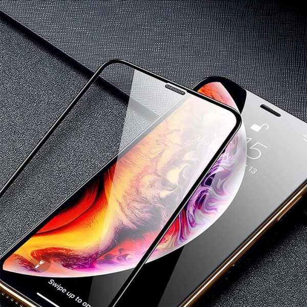 Bakeey 5D Full Coverage Anti explosion Tempered Glass Screen Protector for iPhone X XS iPhone 11 Pro 5.8 inch 5