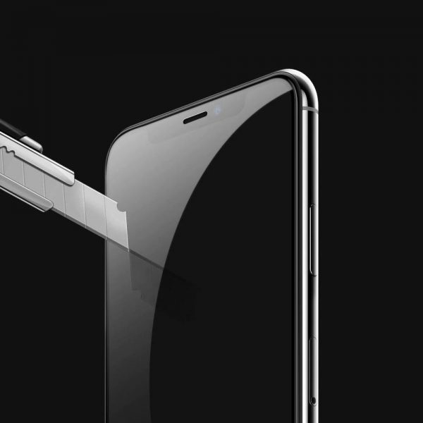 Bakeey 5D Full Coverage Anti-explosion Tempered Glass Screen Protector for iPhone X / XS / iPhone 11 Pro 5.8 inch
