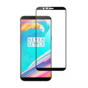 Bakeey 9H Full Coverage Anti-Explosion Tempered Glass Screen Protector For OnePlus 5T