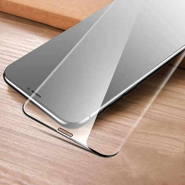Bakeey Anti Explosion Frameless 2.5D Curved Edge Tempered Glass Screen Protector For iPhone XRiPhone 11 3