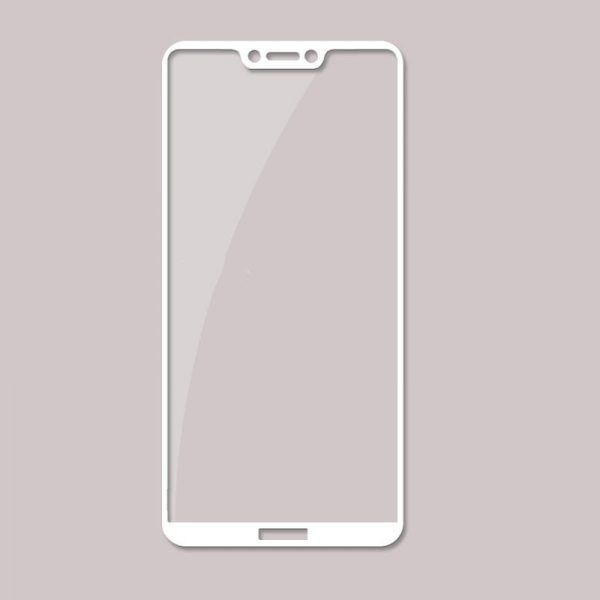 Bakeey Anti Explosion Full Cover Tempered Glass Screen Protector For SHARP AQUOS S3 4