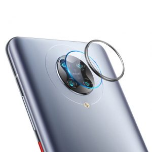Bakeey Grey Anti-Scratch Rear Phone Lens Protector + HD Clear 9H Anti-Explosion Tempered Glass Screen Protector for Poco F2 Pro / Xiaomi Redmi K30 Pro Non-original