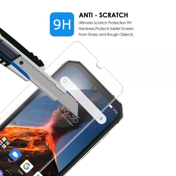 Bakeey HD Clear 9H Anti Explosion Anti Scratch Tempered Glass Screen Protector for Blackview BV9900 2