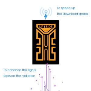 Bakeey Portable Phone Antenna Stickers for Camping Cell Phone Signal Enhancement Sticker 2G 3G 4G Signal Amplifier Booster